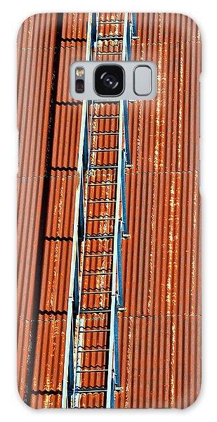 Grain Stairway Galaxy Case