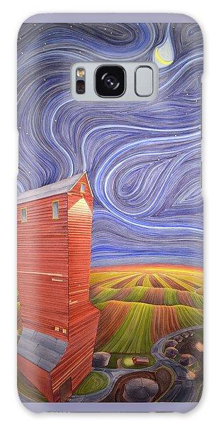 Grain Tower IIi Galaxy Case