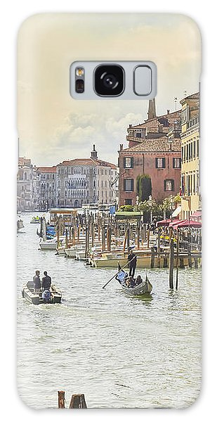 Grand Canal - The Most Famous Canal In Venice Galaxy Case