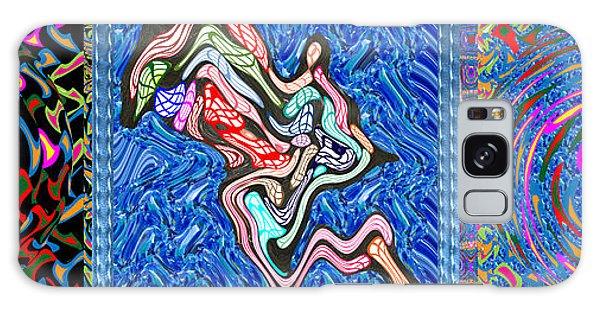 Grand Canvas Abstract Collection Seascape Waves Tornado Island Nightmare Galaxy Case