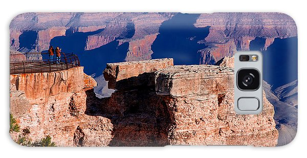Grand Canyon 16 Galaxy Case by Donna Corless