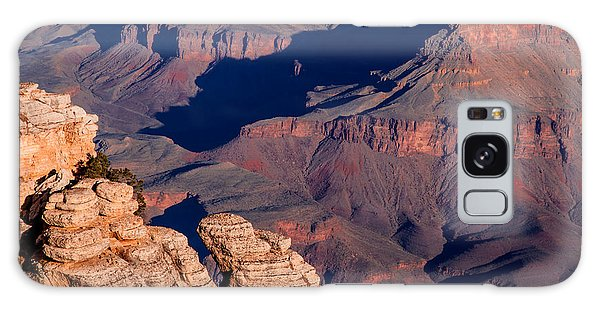 Grand Canyon 21 Galaxy Case by Donna Corless