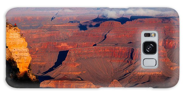 Grand Canyon 32 Galaxy Case by Donna Corless
