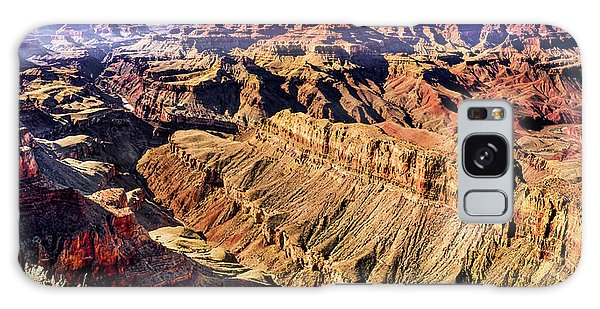 Grand Canyon Afternoon At Lipan Point Galaxy Case
