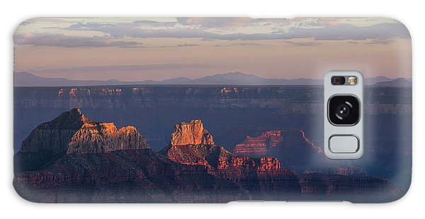 Chasm Galaxy Case - Grand Canyon At Sunset by Diane Diederich