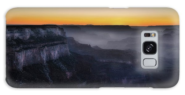Grand Canyon At Twilight Galaxy Case by RicardMN Photography