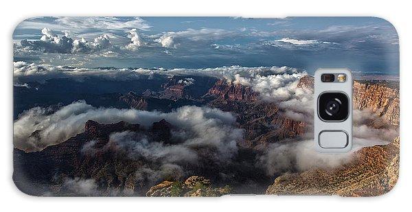 Grand Canyon Fog Galaxy Case