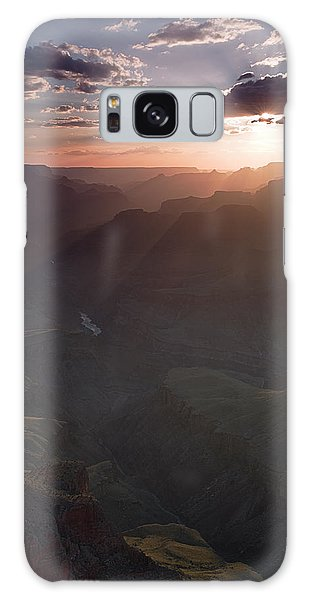 Grand Canyon Glow Galaxy Case