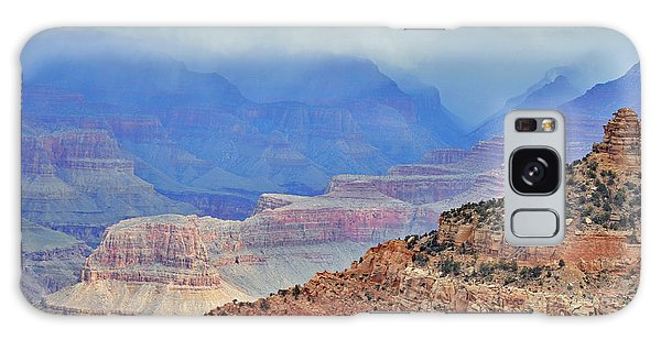 Grand Canyon Levels Galaxy Case