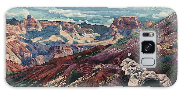 Grand Canyon Mule Skinners Galaxy Case