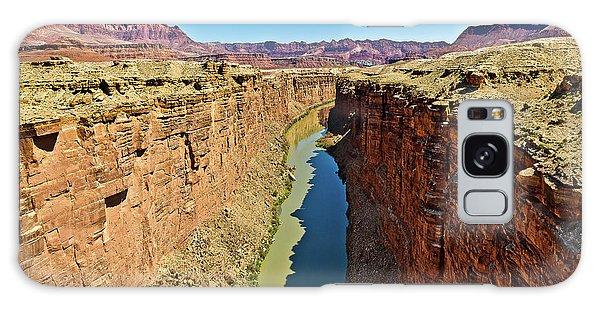 Grand Canyon National Park Colorado River Galaxy Case