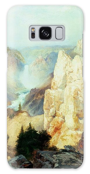 Rock Galaxy Case - Grand Canyon Of The Yellowstone Park by Thomas Moran