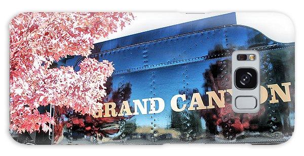 Grand Canyon Railroad Galaxy Case