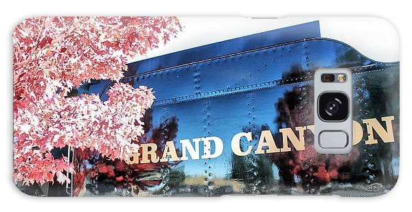 Grand Canyon Railroad Galaxy Case