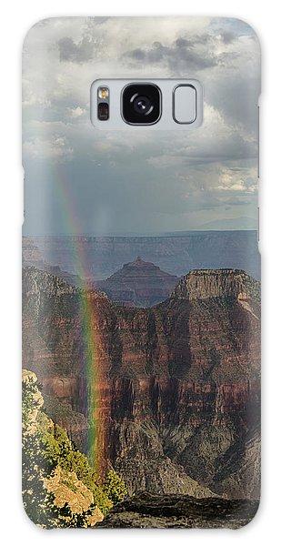 Grand Canyon Rainbow Galaxy Case