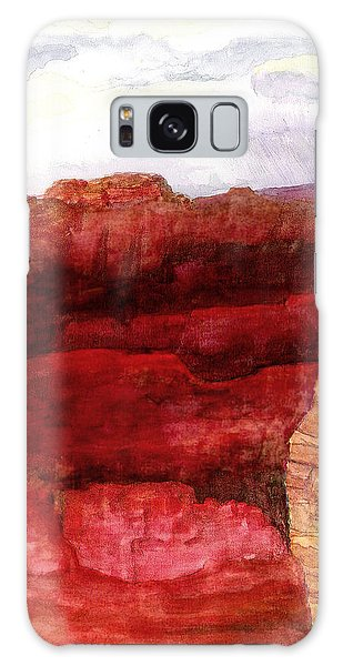 Grand Canyon S Rim Galaxy Case