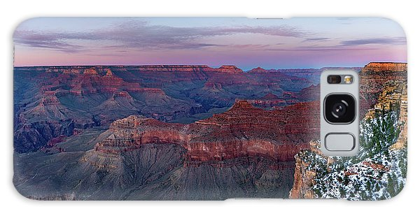 Grand Canyon - South Rim Twilight Galaxy Case