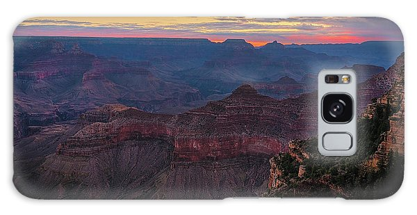 Grand Canyon Sunrise Galaxy Case