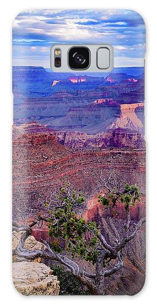 Desert View Tower Galaxy Case - Grand Canyon Sunrise by Jon Berghoff