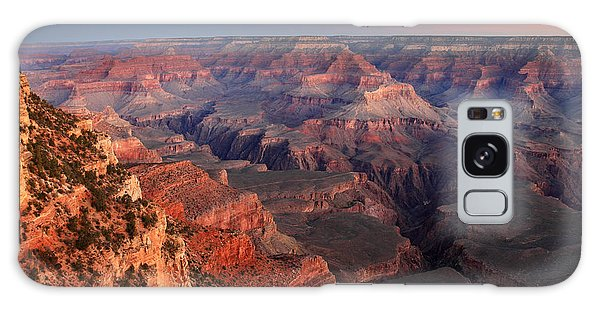 Grand Canyon Sunrise Galaxy Case