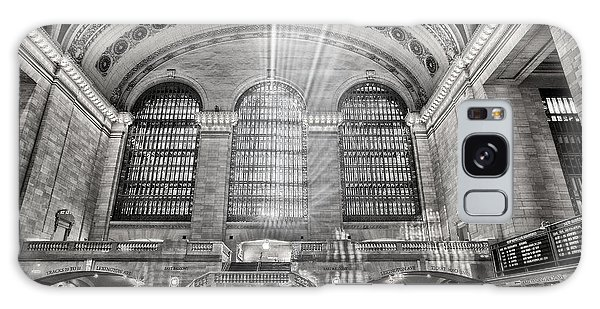 Galaxy Case featuring the photograph Grand Central Terminal Station by Susan Candelario