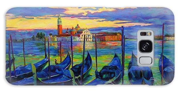 Grand Finale In Venice Galaxy Case by Chris Brandley