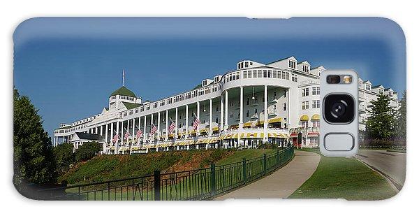 Grand Hotel Mackinac Island 2 Galaxy Case