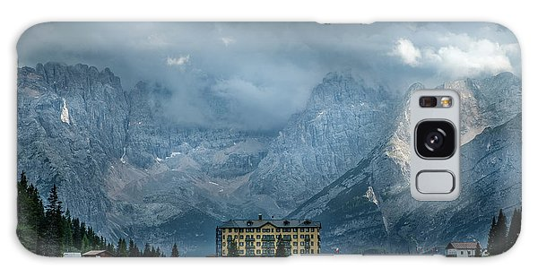 Grand Hotel Misurina Galaxy Case