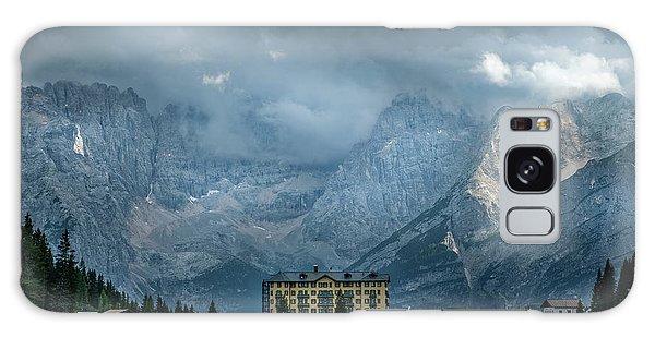 Grand Hotel Misurina Galaxy Case