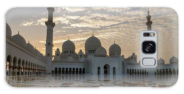 Grand Mosque Sunset Galaxy Case