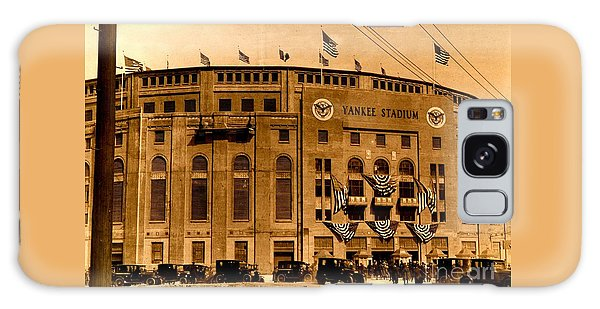 Grand Opening Of Old Yankee Stadium April 18 1923 Galaxy Case