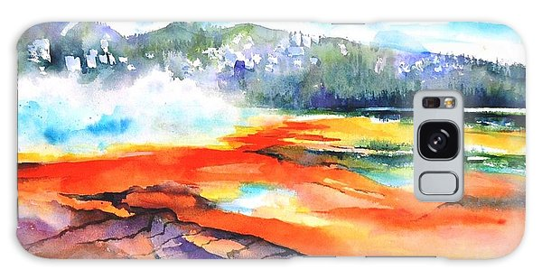 Grand Prismatic Hot Spring Galaxy Case