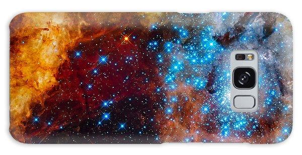 Grand Star-forming Region Galaxy Case