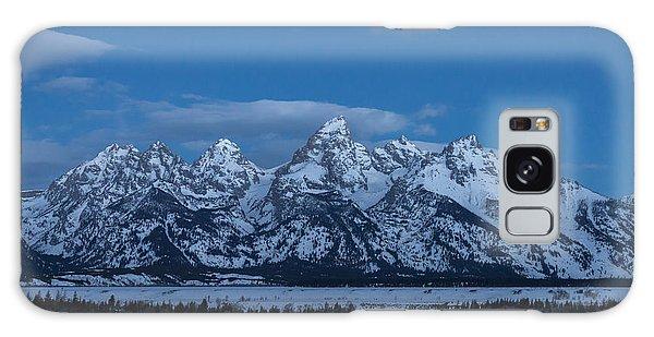 Grand Teton National Park Sunrise Galaxy Case