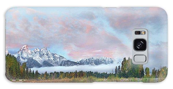 Grand Teton National Park, Wyoming Galaxy Case