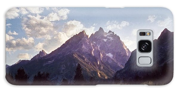 Teton Galaxy Case - Grand Teton by Scott Norris