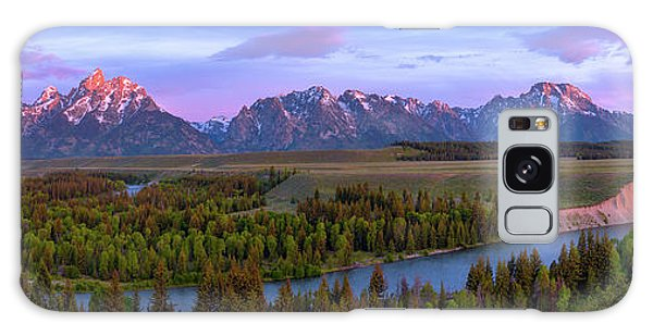 Teton Galaxy Case - Grand Tetons by Chad Dutson