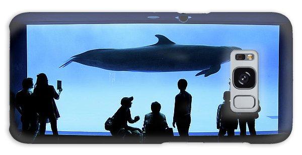 Grand Whale Galaxy Case