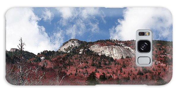 Grandfather Mountain East Side Galaxy Case