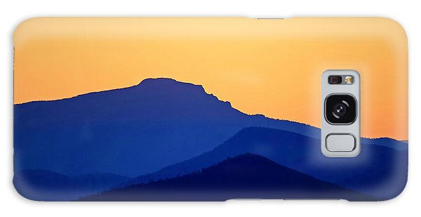 Grandfather Sunset Galaxy Case by Dale R Carlson