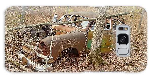 Grandpa's Ford Galaxy Case by Jan VonBokel