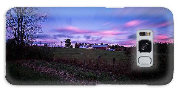 Grandview Farm Sunset Galaxy Case