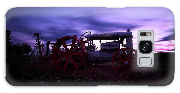 Grandview Sunset Galaxy Case