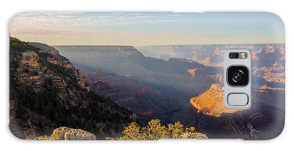 Grandview Sunset - Grand Canyon National Park - Arizona Galaxy Case