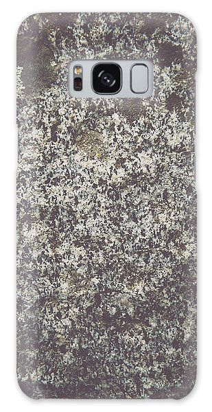 Stone Galaxy Case - Granite Background by Brandon Bourdages