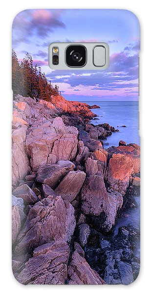 Granite Coastline Galaxy Case