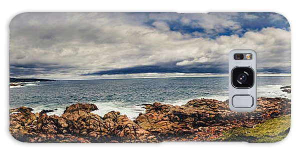 Tides Galaxy Case - Granville Tasmania Panoramic by Jorgo Photography - Wall Art Gallery