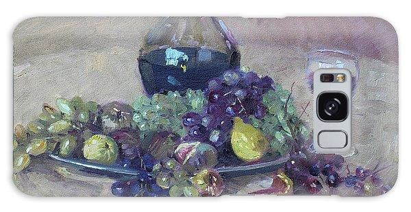 Grape Galaxy Case - Grape And Wine by Ylli Haruni