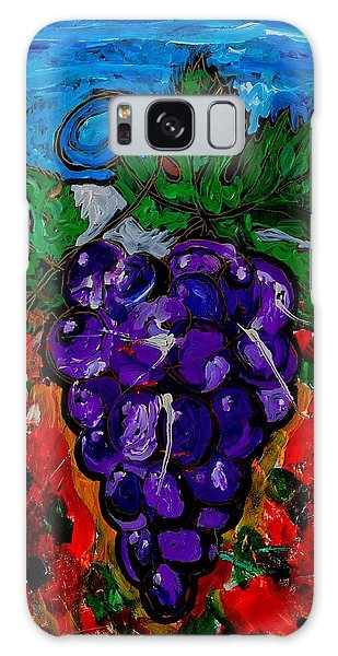 Grape Jazz Galaxy Case