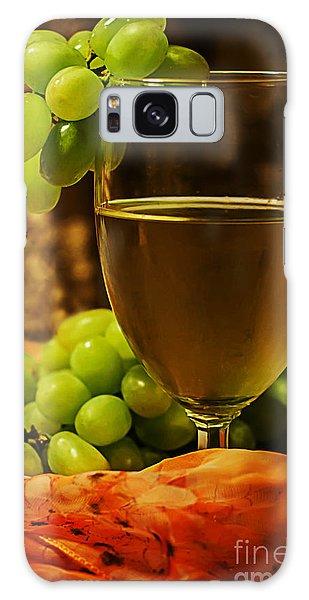 Grape Juice Galaxy Case